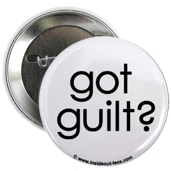 Internalized Guilt